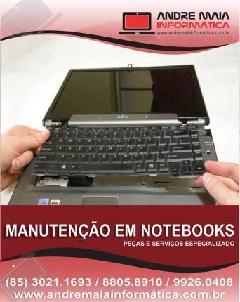 ESPECIALISTA EM MANUTENÇÃO DE NOTEBOOKS